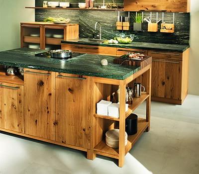 Holzküchen holzküche hossmann küchen ag