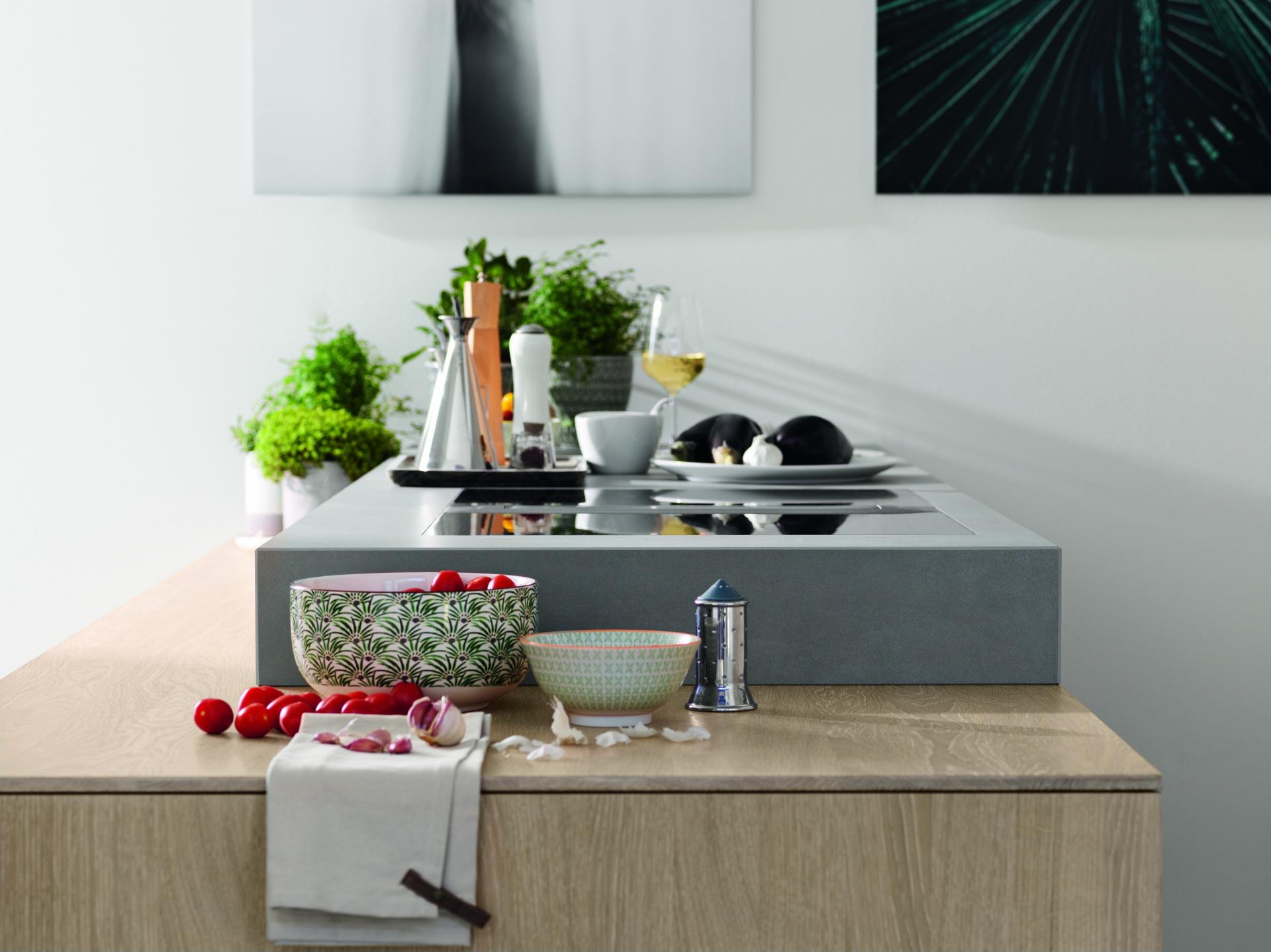 Küchenplanung Herdplatte