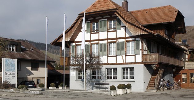 Home of Hossmann Küchen AG