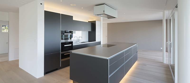 Hossmann Überbauung Küche