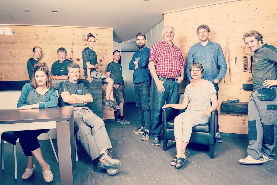 Hossmann Küchen AG Teamfoto