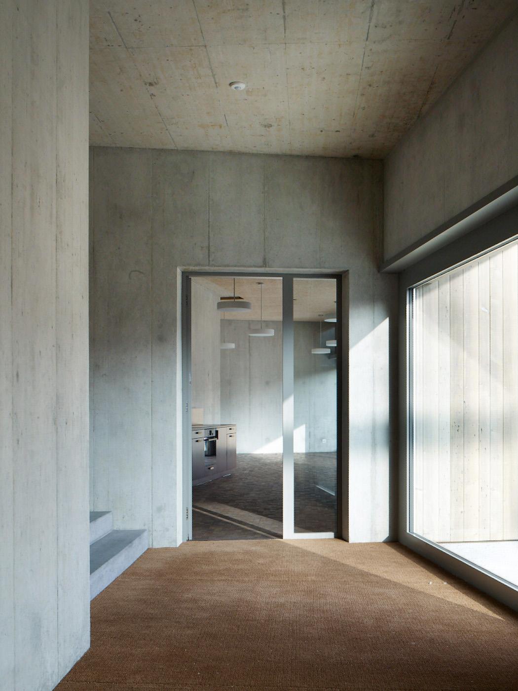 Erlenmatt Ost Küche Architektur 5