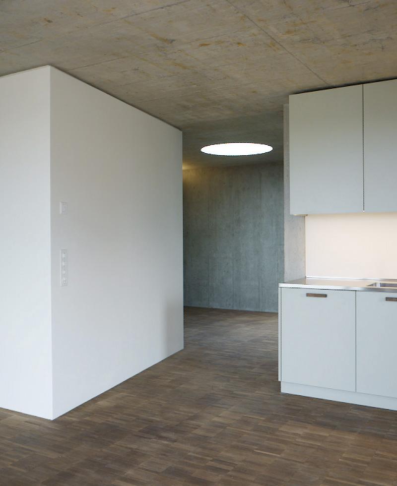 Erlenmatt Ost Küche Architektur 3
